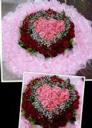 99朵玫瑰花束✰堅定的愛