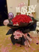 99朵玫瑰花束✰優雅風情