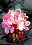 人造胸花∼繡球蘭花